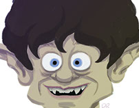 Character Design - Ramsay