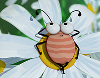 Ladybug's animation