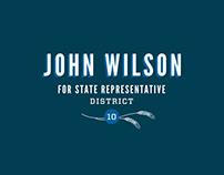 John Wilson, State Representative