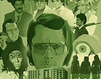 Alternative Television Posters II - Garth Marenghi