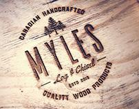 Myles Log & Chisel