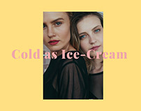 Photography Series: Cold as Ice-cream