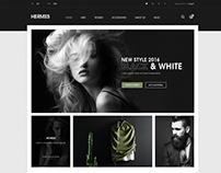 Hermes - Multi-Purpose Premium Responsive Magento 1& 2