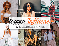 Blogger Influencer Preset Collection