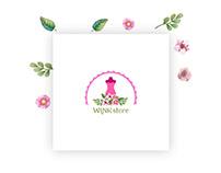 Women Shop Logo design for Canadian Buyer