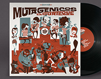"Mutagenicos 12"" Cover"