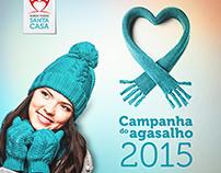 Campanha do Agasalho 2015 | Santa Casa São Roque