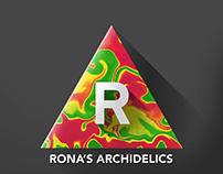 Rona's Archidelics Blogsite Logo