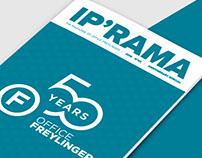 Office Freylinger - IP'Rama - 50th Anniversary