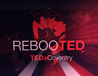 TEDxCoventry 1st edition