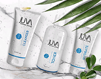 Juva Skincare Packaging Design