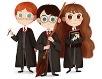 Potter Week Prompts