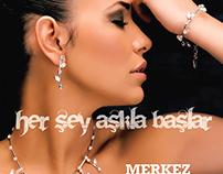 Merkez Kuyumculuk ADS Design by Müslüm Gökalp