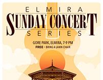 Elmira Summer Concert Series 2018