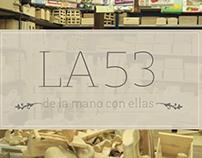 LA 53 : Service and social design