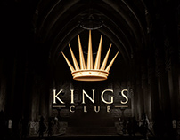 KINGS CLUB - BRAND IDENTITY