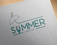 Inspired By Summer - Logo Design