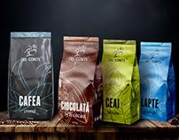 Del Conte | Packaging Design