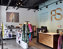 Fashion Store Redesign in Kent, OH