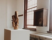 Projects in Wood (Massart Fall/14)
