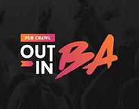 Out in BA - Logo Design