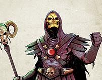Skeletor - Fan Art