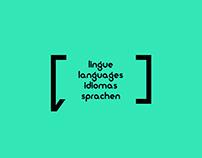 Le mie Lingue | My Languages | Mis Idiomas