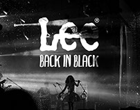 Lee Back In Black Campaign