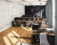 Realtime UK - Manchester office - CGI