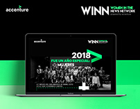 Accenture. Winn women in the news network.