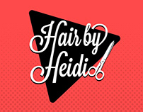 Hair by Heidi Logo