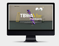 TBWA\pointcarre website