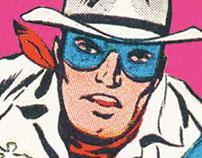 Heroes Comic Book Exhibit