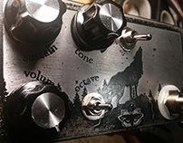 lxiii. Foxx Tone Machine, aka Madbean Wolfshirt