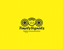 Timely Signals Logo Design