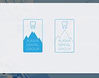 Alaska dental group // logo design