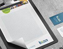 Bcon ag: Identity system, 2018.