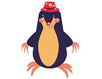 Ilustrace pro hry Rádia Junior