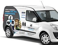 Zebracon - Car branding