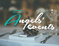 Angels' Events | Branding