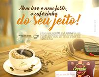 Lançamento Café Individual - Capebe