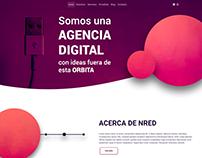 Diseño web - Nred