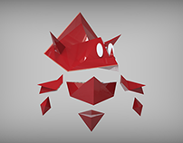Polyseum - Surge Protector Character