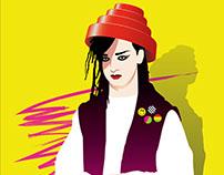 Artwork + New Logo 80's Verantwoord