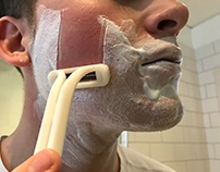 Sustainable shaving solution