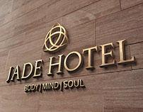 Jade Hotel branding (Banaras)