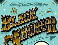 TO DIE FOR X BLACK ANCHOR