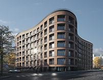 Club Apartments on Yaroslavskaya str.
