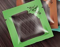 il Morso Coffee Candy Logo & Candy Mockup