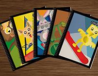 Propuestas de Diseño (Cuadernos Colón)